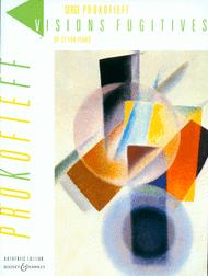 Sergei Prokofiev: 11 werken toegevoegd